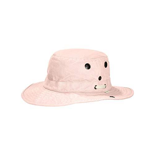 Tilley Endurables T3 Wanderer Hut aus Baumwolle, mittlere Krempe, Pink – 7.125