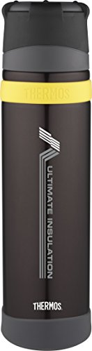 Thermos Ultimate Series Flask, Charcoal, 900 ml
