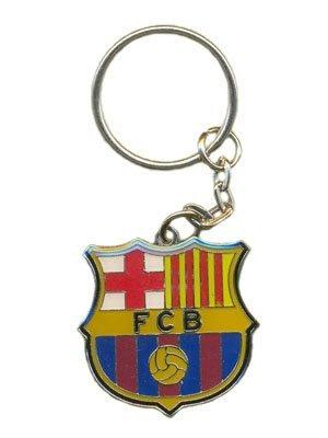 Llavero del escudo del F.C. Barcelona