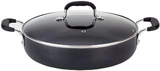 t-fal 10 covered deep saute pan