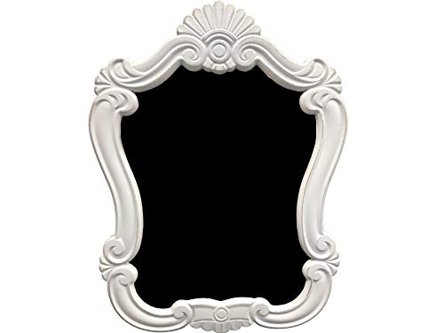 Creative Picture Frames 16' x 20.5' Venice Shabby Chic Vintage White Distressed Wall Mounted Chalkboard Sign