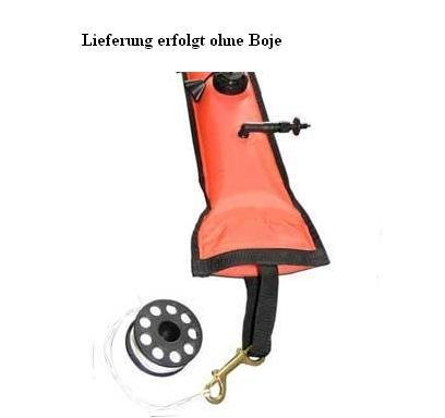 Subgear Mini REEL SMALL met 15 m lijn en messing karaf. - 840.562.000