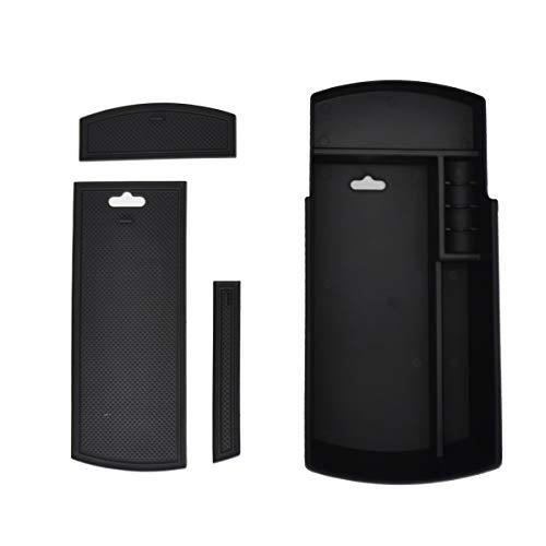 Útil Centro Console Organizer Armrest Box Caja de almacenamiento Titular de teléfono Transporte Accesorios para automóviles para Honda Accord 2018 2019 2020 2021 Regalo para los amantes del coche