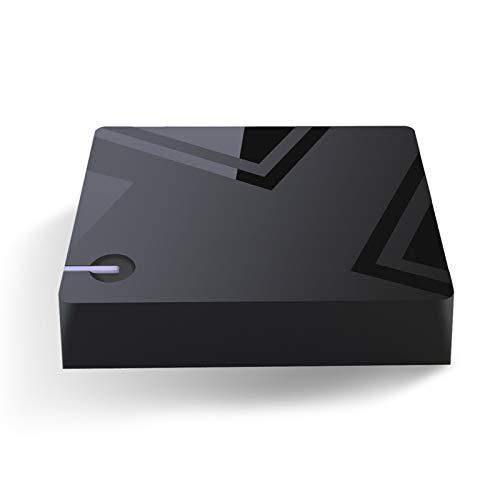 YGQNH Receptor De Dongle, K5 TV Box DVB-T2 / S2 Decodificador Android...