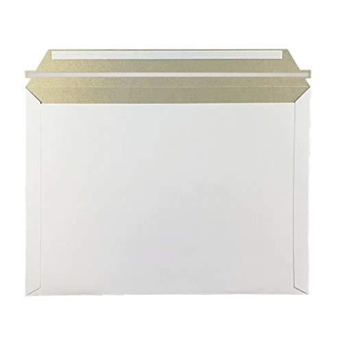 厚紙封筒 A4対応 50枚パック クリックポスト ゆうパケット ネコポス ゆうパック ヤマト運輸用ビジネスレターケース ワンタッチ貼付テープ 開封ジッパー付き a4サイズ 封筒(50枚, A4サイズ高25cm 幅34cm)