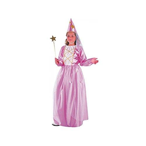 Party Pro 8728885579 Fée des Etoiles Costume Rose