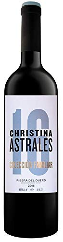 Vino Tinto Astrales Christina