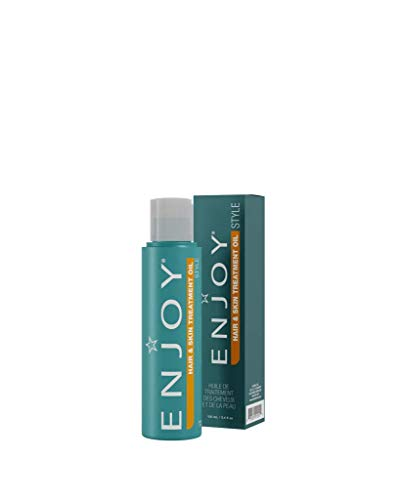 Enjoy Hair & Skin Treatment Oil (3.4 oz) 5