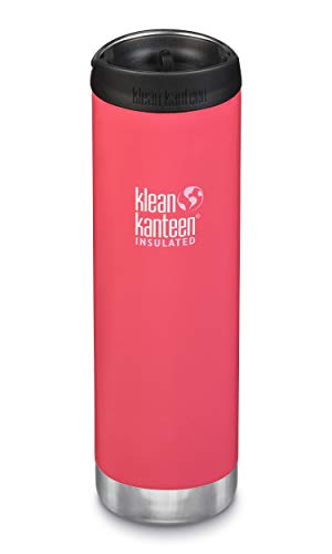 Klean Kanteen - TKWide Vacuum Insulated   Bouteille de voyage isotherme   592 ml   Couleur / Finition : Melon Punch