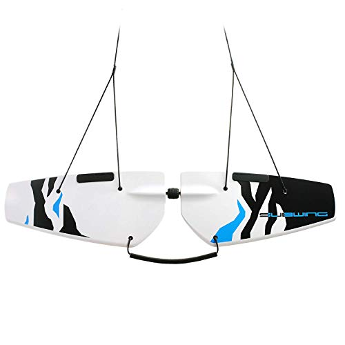 Subwing - Fly Under Water - Towable Watersports Board for Boats - 1, 2, 3, 4 Person Tow - Alternative Pull Behind to Water Skiing, Flying Tubes & Tube Floats