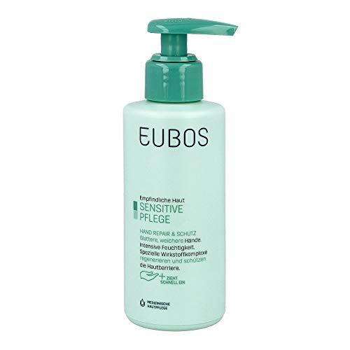 EUBOS Sensitive Pflege Hand Repair & Schutz, 150 ml Creme