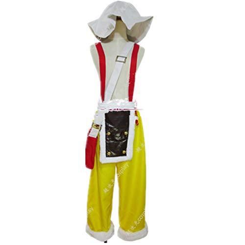 Usopp Cosplay Costume Full Set Halloween Carnival...