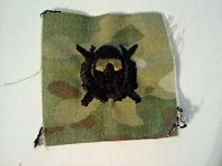 U.S. Army Badge Embroidered sew on OCP - Diver Special Operation by HighQ Store
