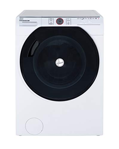 Hoover Axi AWMPD610LH8 Freestanding Washing Machine, WiFi Connected, 10Kg Load, 1600rpm Spin, White/Tinted door