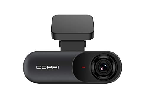 DDpai N3 GPS Auto Dash Cam, 1600P HD Eingebauter eMMc Wi-Fi Auto Kamera Auto Video Recorder WDR