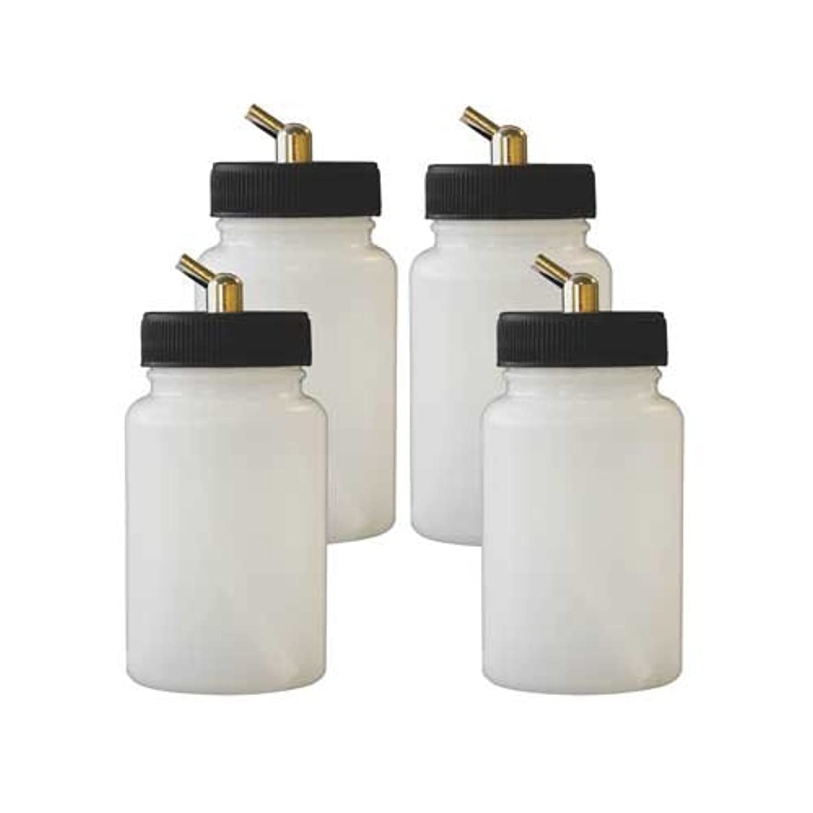 Paasche Airbrush BA-30-3P-4 3 oz Bottle Assembly for H or EZ Airbrush