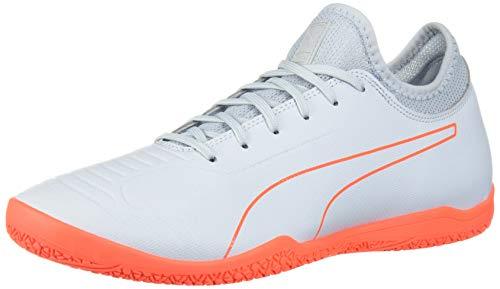 PUMA Mens 365 Sala 2 Futsal Shoe Grey Dawn nrgy Red 115 UK