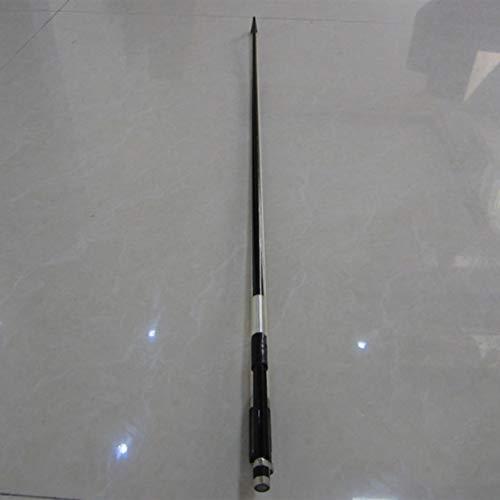 Tellabouu for Professionelle Lange Lebensdauer 4/4 Größe Carbon Fiber Violine Bogen Leicht Nicht Verformung Violine Bow Violine Zubehör