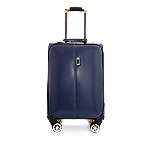 Learn More About Lightweight Expandable Travel Luggage Carry On 16 inch Men Business Trolley Women P...