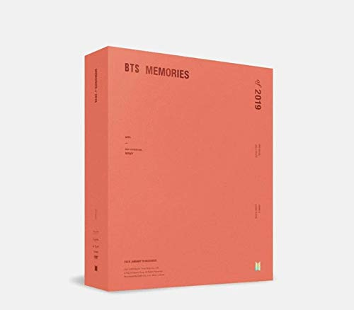 BTS Bangtan Boyz - BTS Memories of 2019 BLU-Ray+Extra Hologram Photocards Set+WEPLY PreOrder Gift