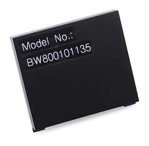 vhbw Li-Ion Akku 750mAh (3.7V) für Wireless Optical Mouse Logitech G7 Cordless Laser Mouse, M-RBQ124, MX Air wie 831409, 190310-1000, L-LL11, NTA2319.