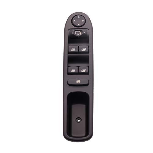 Power Master Interruptor de control de ventana para 307 307SW 307CC 6554.KT lado del conductor derecho coche rico