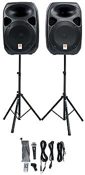 "Rockville RPG15 15"" Professional Powered Speaker review"