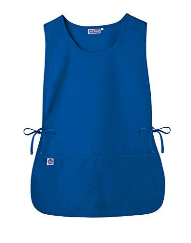 Sivvan Unisex Arbeitsschürze mit Taschen für Schönheit und medizinische Berufe - S8700 - Royal Blue - X