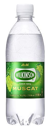 アサヒ飲料 ウィルキンソン タンサン マスカット 500ml ペットボトル 48本 (24本入×2 まとめ買い) アサヒ