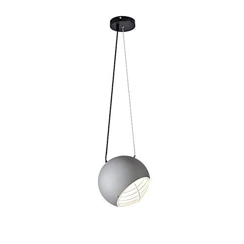 YEXINTMF Granero Lámpara Colgante de Metal Lámpara Colgante de Techo