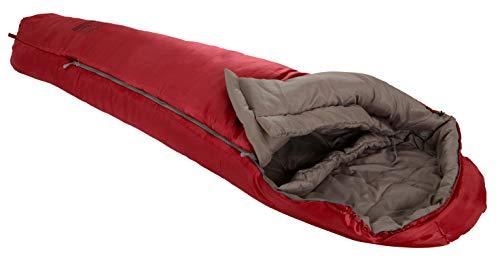 Grand Canyon Fairbanks 150 Kids Deckenschlafsack - Premium Schlafsack für Outdoor Camping - für Kinder - Red Dahlia