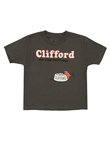 Price comparison product image Out of Print Clifford The Small Red Puppy Kids' T-Shirt 4 Yr