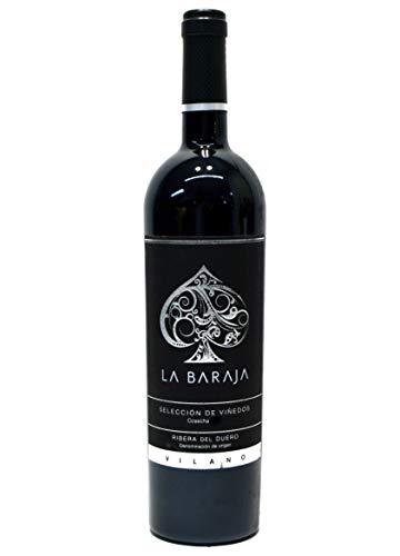 La Baraja 2015, Vino, Tinto, Castilla y León