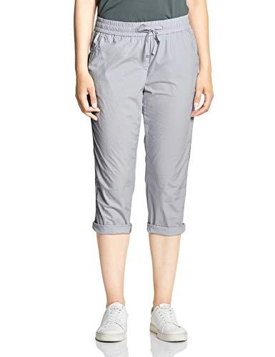Cecil Damen 372311 Hose, cool Silver, W28(Herstellergröße:28)
