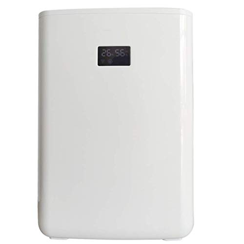 PNYGJPCSJ mini-luchtontvochtiger intelligente luchtontvochtiger luchtontvochtiger voor slaapkamer halve vertraging -2,5 liter waterreservoir