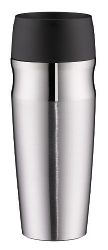 Alfi isoMug, Isolation Cup, Thermo, Matt Stainless Steel, 0,35 l, 5617205035 by Alfi