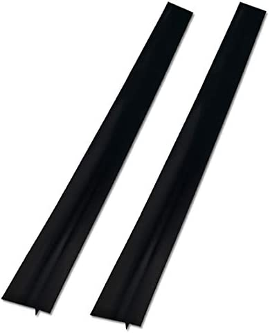 2 Pack Silicone Stove Counter Gap Cover 25 inch Long Kitchen Counter Gap Filler Long Gap Filler product image