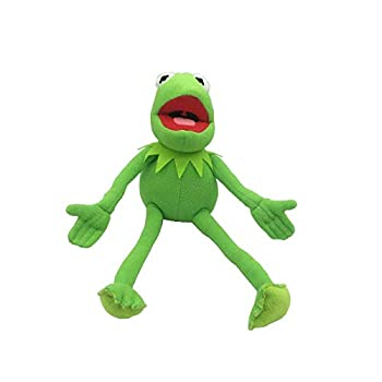 MichPong Kermit The Frog Plush Doll,16 Inch The Muppets Kermit Frog Soft Stuffed Plush Figure