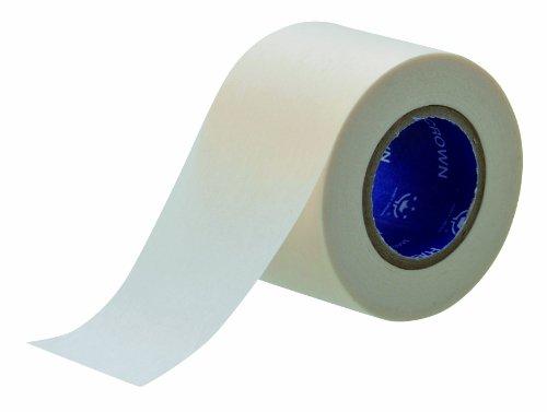 ハンディ・クラウン 塗装用マスキングテープ 白 幅40mm×長18m [養生テープ]