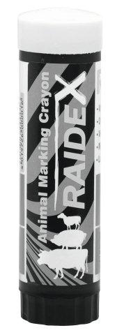 ARNDT RAIDEX Raidl MAXI Viehzeichenstift 10er Pack -weiss-