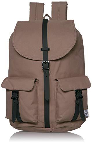 Herschel Unisex-Erwachsene Dawson Multipurpose Backpack, Kiefernrinde, Schwarz, Classic 20.5L