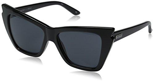 Le Specs Gafas de sol de rapto Negro única Talla