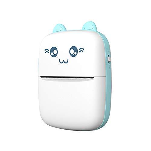 Mini Impresora Térmica, De Alta Definición Bluetooth 4.0