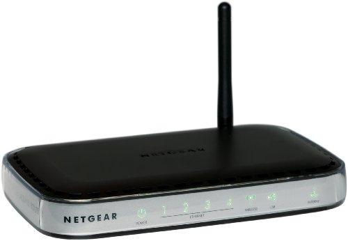 NETGEAR MBR624GU 3G/UMTS Mobile Broadband 54 MBit/s 802.11g Wireless Router
