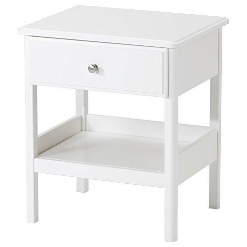 IKEA Tyssedal - Nachttisch Weiß