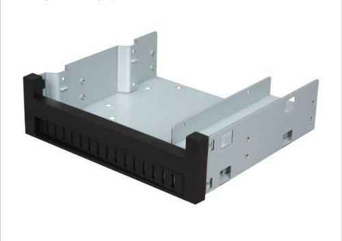 "BYTECC BRACKET-535 5.25"" Metal Tray for 2.5"", 3.5"" HDD/Slim DVD, Convert 5.25"" Bays -  Bytecc Inc"