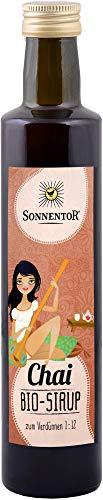 Sonnentor Bio Chai Sirup bio (1 x 250 ml)