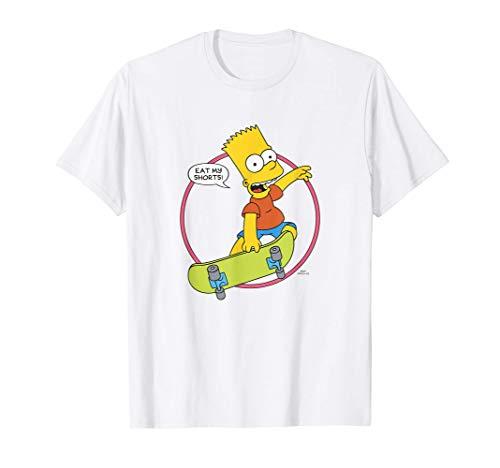 The Simpsons Bart Simpson Eat My Shorts T-Shirt