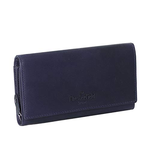 The Chesterfield Brand Mirthe Flap Purse Navy
