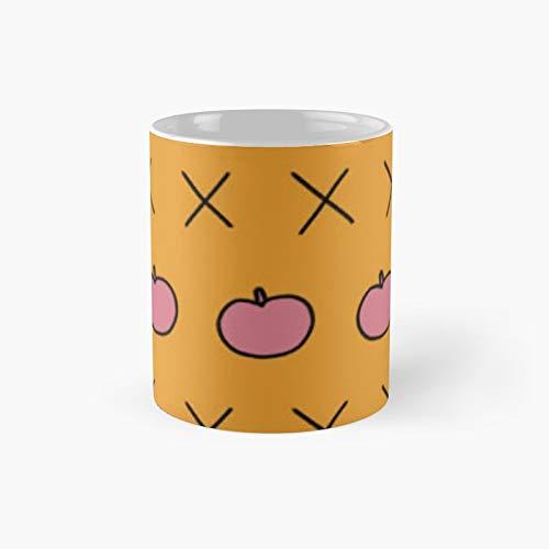 Taza clsica de Horsin Around | El mejor regalo divertidas tazas de caf de 325 ml